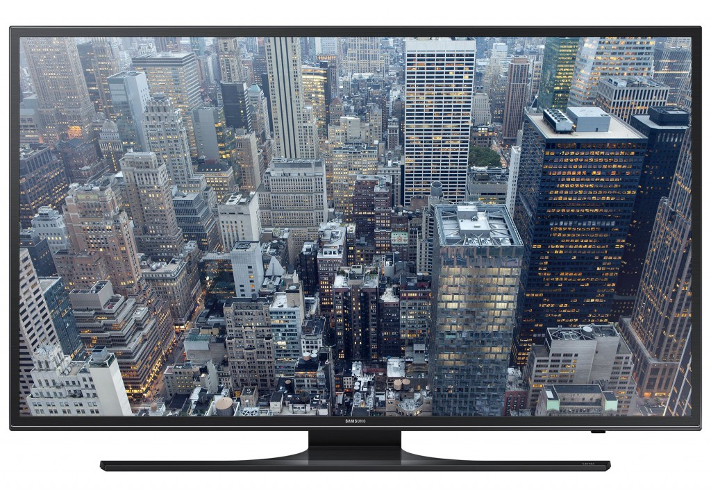"Телевизор Smart LED Samsung 40JU6400, 40"" (101 см), Ultra HD"