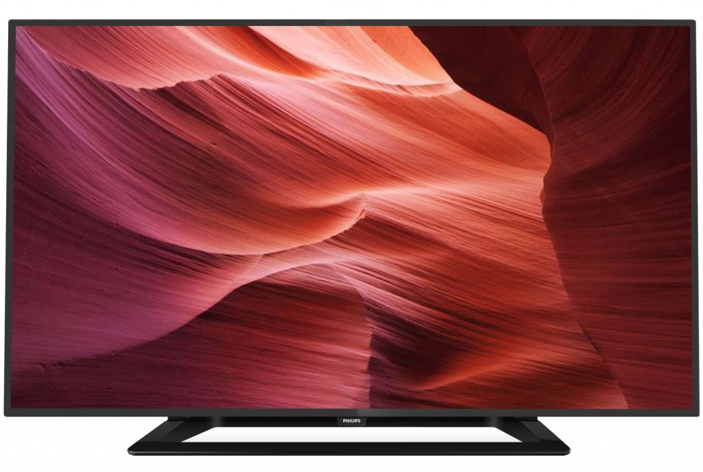 "Телевизор LED Philips 32PFH4100/88, 32"" (80 см), Full HD"