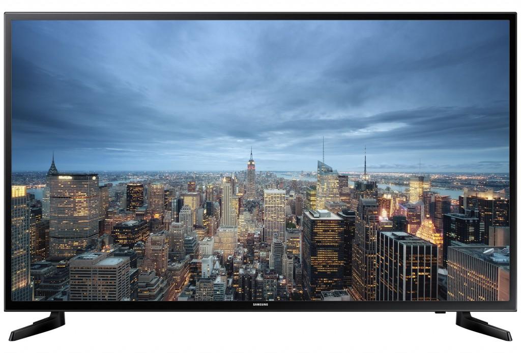 """Телевизор Smart LED Samsung 55JU6000, 55"""" (138 см), 4K Ultra HD"""