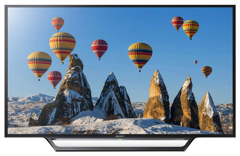 """Телевизор Smart LED Sony Bravia 40WD650, 40"""" (102 см), Full HD"""