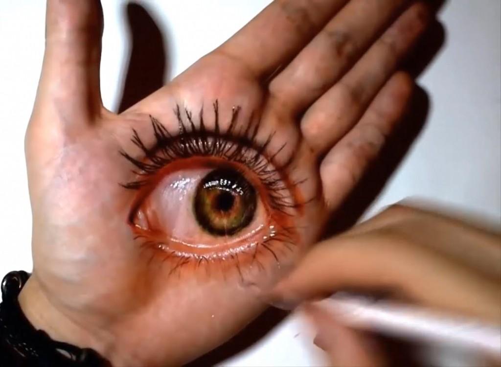 20 невероятни илюзии върху ръка