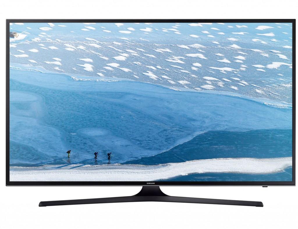 """Телевизор LED Smart Samsung, 40""""(101 cм), 40KU6072, 4K Ultra HD"""