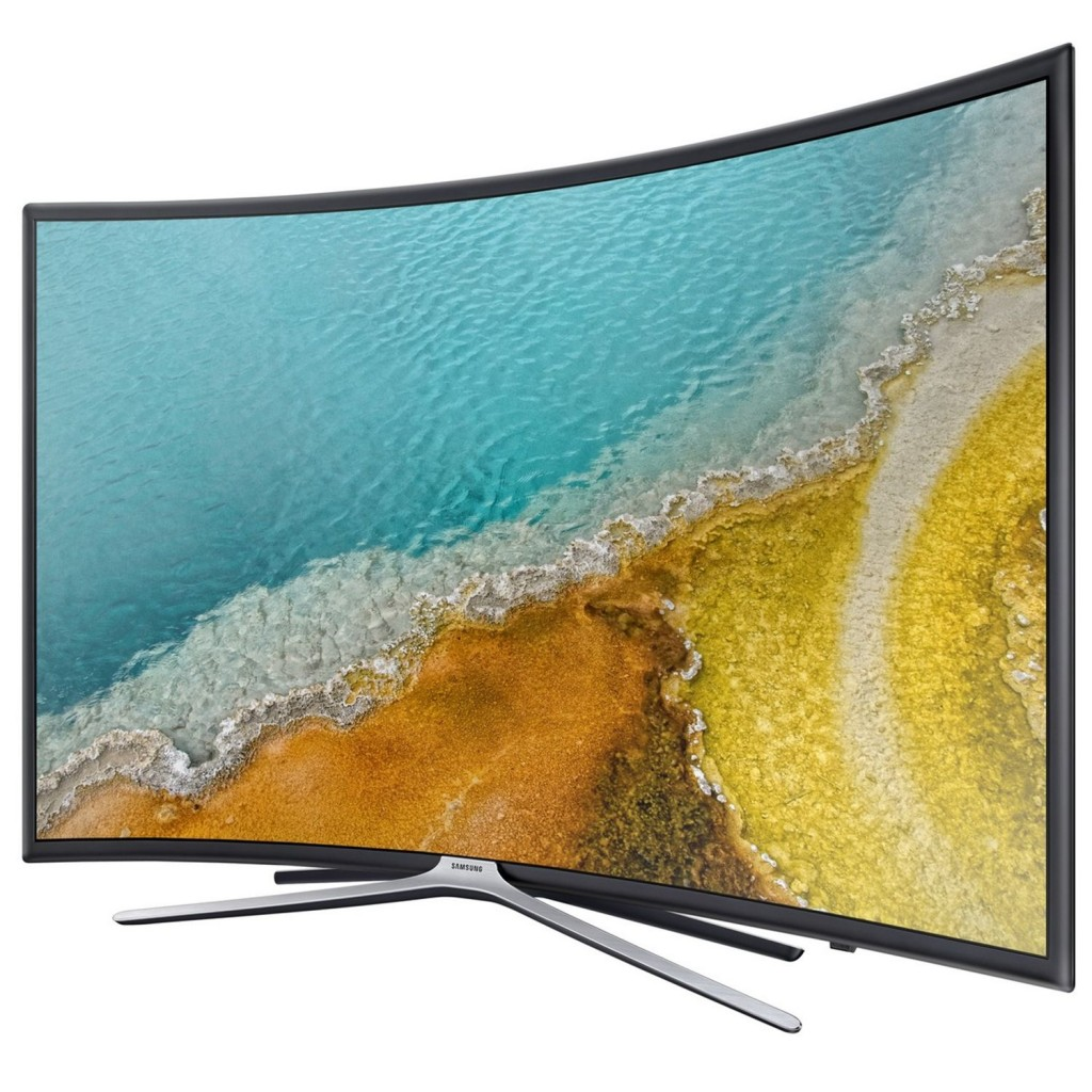 "Телевизор LED Извит Smart Samsung, 49""(123 cм), 49K6372, Full HD"