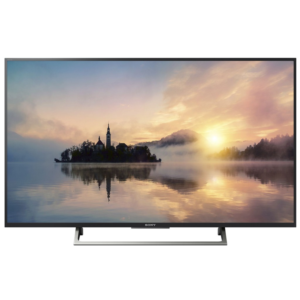 Телевизор Smart LED Sony Bravia, 55`` (138.8 cм), 55XE7005, 4K Ultra HD