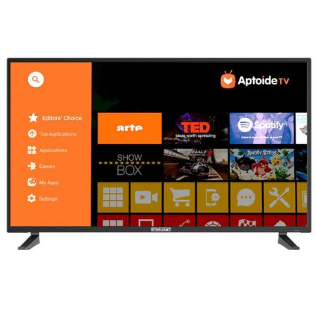 Телевизор LED Smart Android Star-Light, 40″ (102 cм), 40DM6600, Full HD