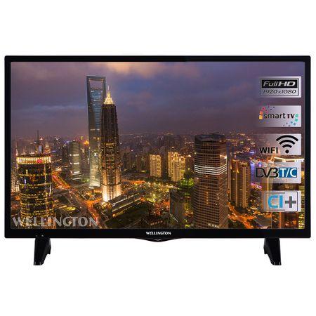Телевизор LED Smart Wellington, 32″ (81 cм), 32FHD289, Full HD