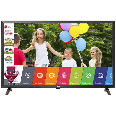 Телевизор LED Game TV LG, 32`` (80 cм), 32LJ510U, HD