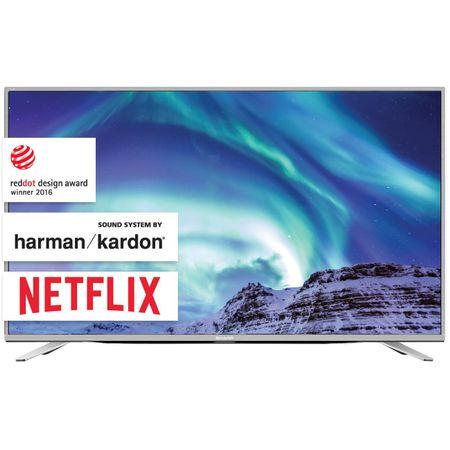 """Телевизор LED Smart Sharp, 55"""" (139 см), LC-55CUF8472ES, 4K Ultra HD"""