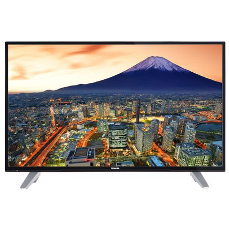 "Телевизор LED Smart Toshiba, 40"" (102 см), 40L3663DG, Full HD"