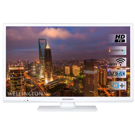 """Телевизор LED Smart Wellington, 24"""" (61 cм), 24HDW282, HD"""