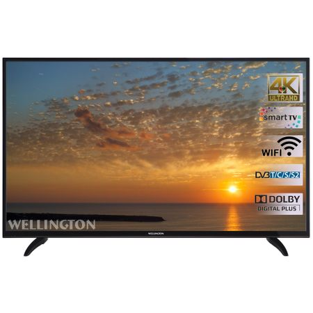 "Телевизор LED Smart Wellington, 49"" (124 см), 49UHDV296SW, 4K Ultra HD"
