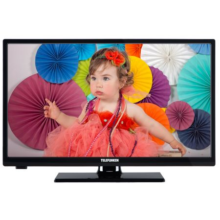 """Телевизор LED Telefunken, 24"""" (61 см), 24FB4100 , Full HD"""