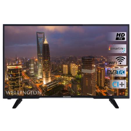 """Телевизор Smart LED Wellington 32HD279, 32"""" (81 см), HD Ready"""