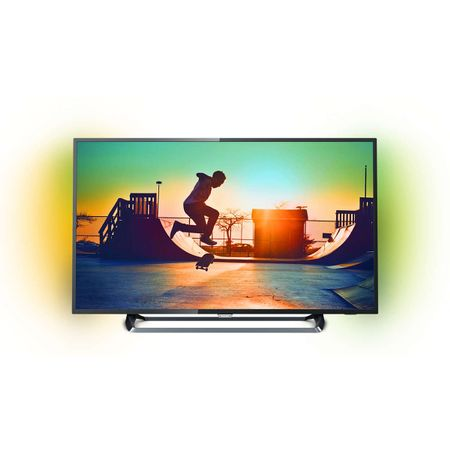 "Телевизор LED Smart Philips, 50"" (126 cм), 50PUS6262/12, 4K Ultra HD"