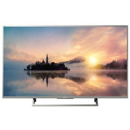 Телевизор Smart LED Sony Bravia, 55`` (138.8 cм), 55XE7077, 4K Ultra HD