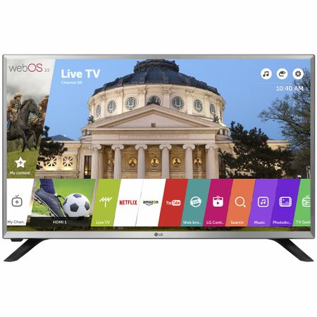 Телевизор LED Smart LG, 32`` (80 cм), 32LJ590U, HD