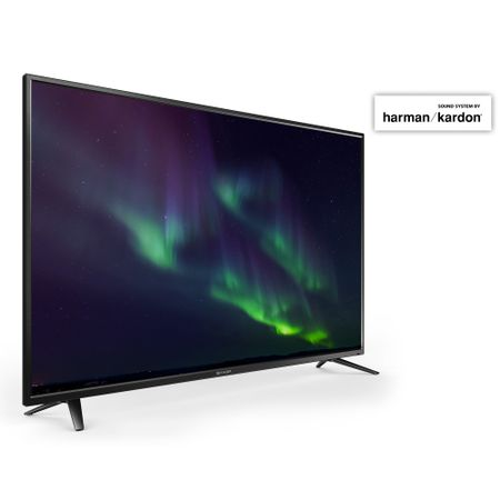 "Телевизор LED Smart Sharp, 65"" (164 cм), LC-65CUG8052E, 4K Ultra HD"