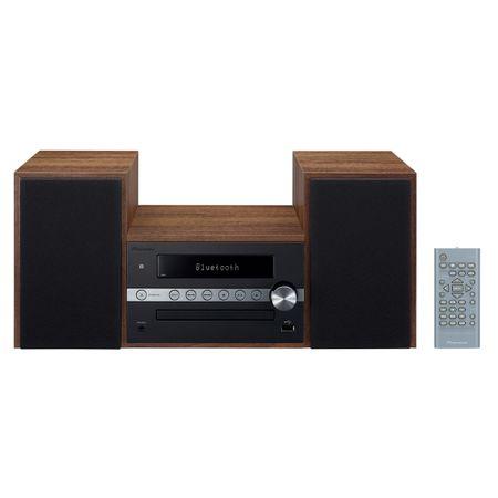 Система Pioneer X-CM56(B) Micro HiFi, Bluetooth/NFC, USB, 2x15W, Черна