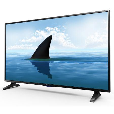 """Телевизор LED Sharp, 43"""" (109 см), 43CFE4142E, Full HD"""