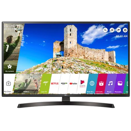 "Телевизор LED Smart LG, 65"" (164 cм), 65UK6470PLC, 4K Ultra HD"