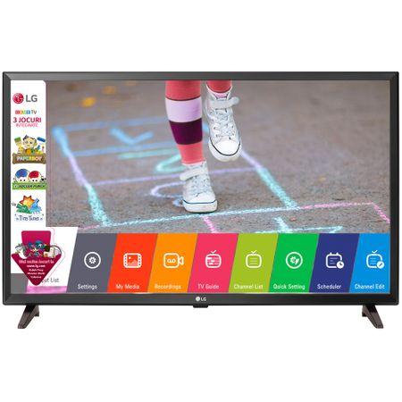 """Телевизор LED Game TV LG, 32"""" (80 см), 32LK510BPLD, HD"""