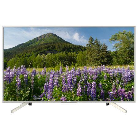 "Телевизор LED Smart Sony BRAVIA, 49"" (123 см), 49XF7077, 4K HDR Ultra HD"