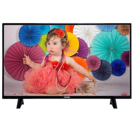 """Телевизор LED Smart Telefunken, 43"""" (109 cм), 43FB5500, Full HD"""