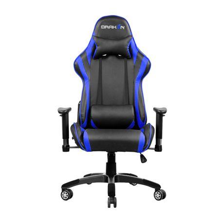 Стол Gaming Raidmax Drakon DK-706BU, Black/Blue