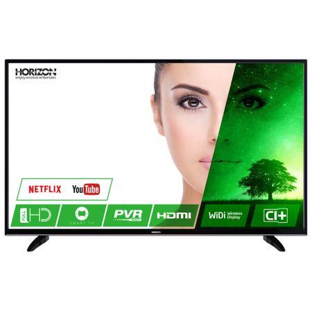 """Телевизор LED Smart Horizon, 43"""" (109 см), 43HL7330F, Full HD"""