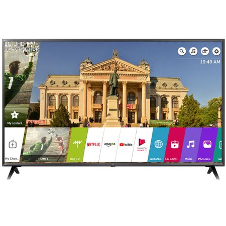 "Телевизор LED Smart LG, 50"" (126 см), 50UK6300MLB, 4K Ultra HD"