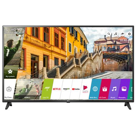 "Телевизор LED Smart LG, 55"" (139 см), 55UK6200PLA, 4K Ultra HD"