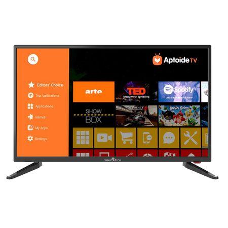 """Телевизор Smart Android LED Smart Tech, 32"""" (80 см), 3219NSA, HD"""