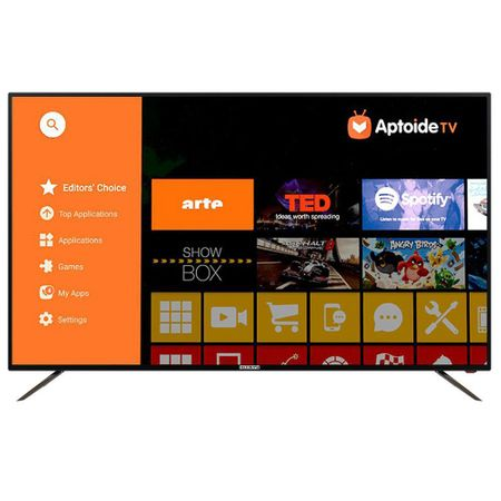 "Телевизор Smart Android LED Star-Light, 43"" (109 см), 43DM7500, 4K Ultra HD"