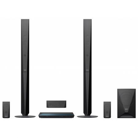Система за домашно кино 5.1 c Blu-ray 3D Sony BDVE4100