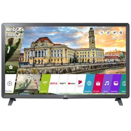 """Телевизор LED Smart LG, 32"""" (80 см), 32LK610BPLB, HD"""