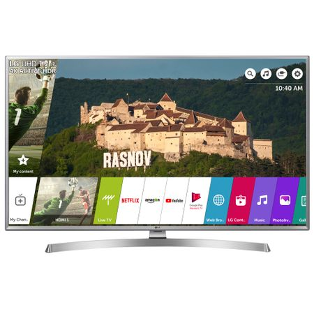 "Телевизор LED Smart LG, 43"" (108 см), 43UK6950PLB, 4K Ultra HD"