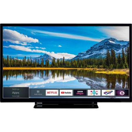 "Телевизор LED Smart Toshiba, 32"" (81 см), 32W2863DG, HD"