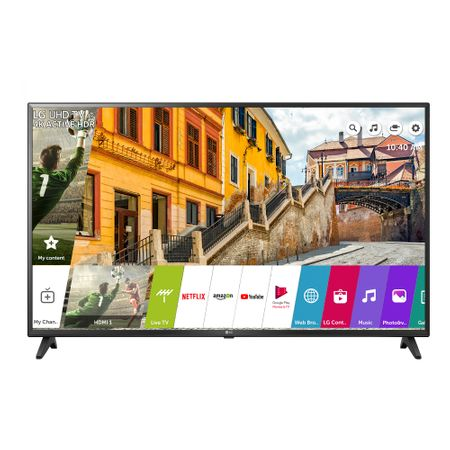 "Телевизор LED Smart LG, 60"" (152 см), 60UK6200PLA, 4K Ultra HD"