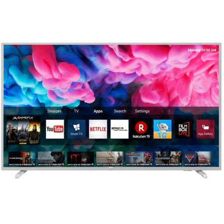 "Телевизор LED Smart Philips, 32"" (80 см), 32PFS5823/12, Full HD"