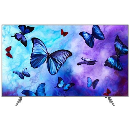 "Телевизор QLED Smart Samsung, 55"" (138 cм), 55Q6FN, 4K Ultra HD"