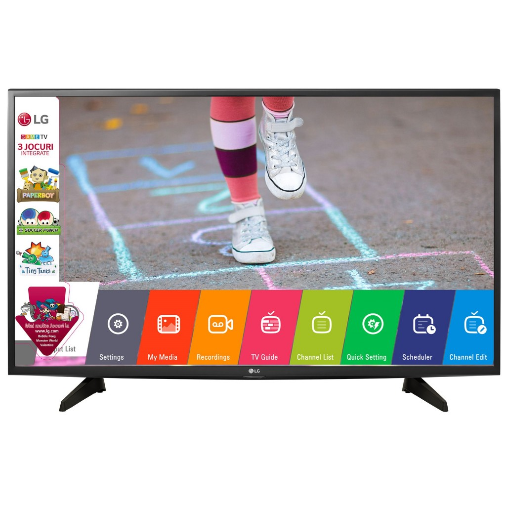 "Телевизор LED Game TV LG, 43"" (108 см), 43LK5100PLA, Full HD"
