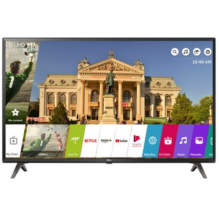 "Телевизор LED Smart LG, 43"" (108 см), 43UK6300MLB, 4K Ultra HD"