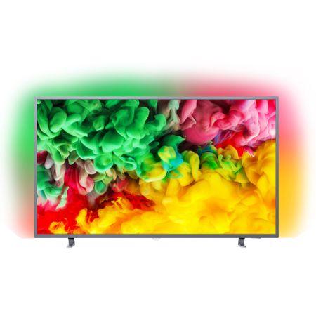 """Телевизор LED Smart Philips, 55"""" (139 см), 55PUS6703/12, 4K Ultra HD"""