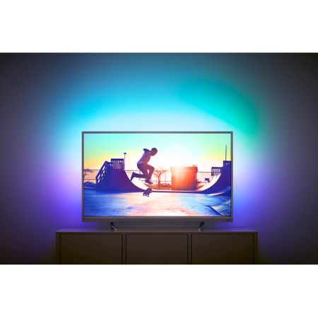 "Телевизор Smart Android Philips, 49"" (123 cм), 49PUS6482/12, 4K Ultra HD"