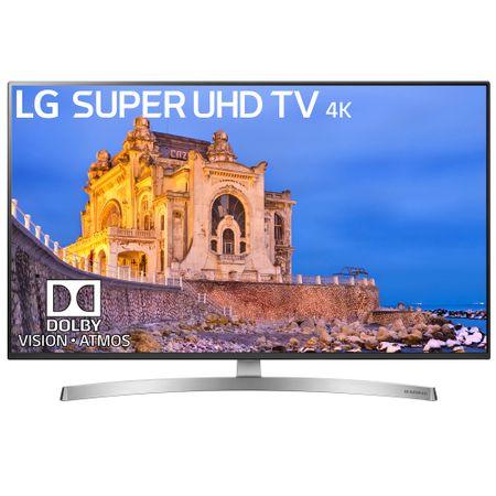 """Телевизор Super UHD Smart LG, 49"""" (123 см), 49SK8500PLA, 4K Ultra HD"""