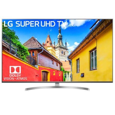 """Телевизор Super UHD Smart LG, 49"""" (124 cм), 49SK8100PLA, 4K Ultra HD"""