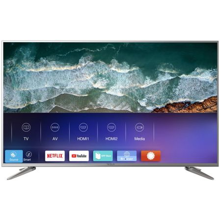 """Телевизор LED Smart Tesla, 49"""" (124 см), 49T609SUS, 4K Ultra HD"""