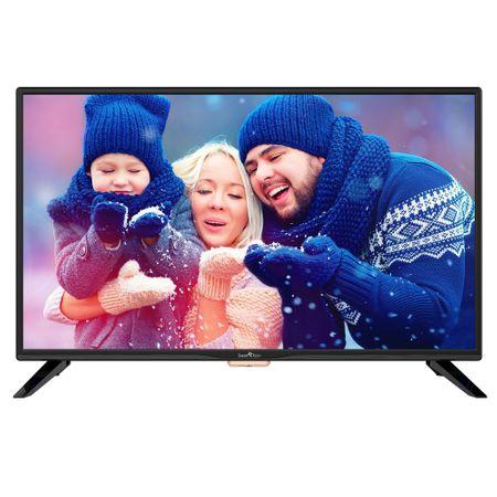 "Телевизор LED Smart Tech, 32"" (81 см), 32Z1, HD"