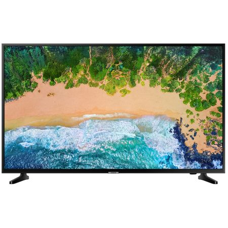 """Телевизор LED Smart Samsung, 55"""" (138 см), 55NU7093, 4K Ultra HD"""