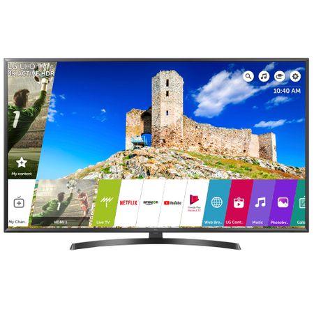"""Телевизор LED Smart LG, 55"""" (139 cм), 55UK6470PLC, 4K Ultra HD"""